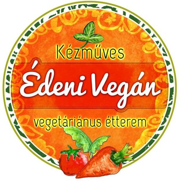 Édeni Vegán Weboldal